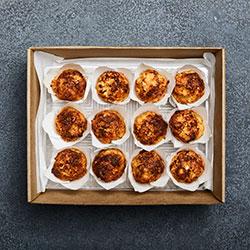 Savoury muffin - Parmesan thumbnail