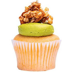 Popcorn butterscotch cupcake thumbnail