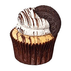 Cookies and cream cupcake thumbnail