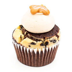 Mars bar cheesecake cupcake thumbnail