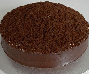 Traditional German mole cake - 8 inch thumbnail