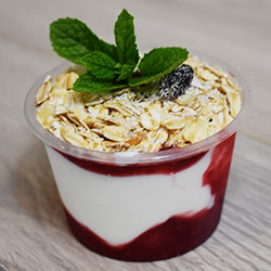 Yoghurt and muesli cup - 100ml thumbnail