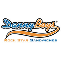 DannyBoys Rockstar Sandwiches logo