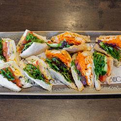 Gourmet sandwich thumbnail