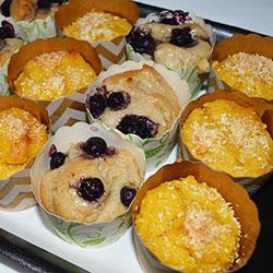 Gluten free muffins thumbnail