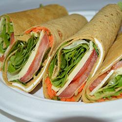 Gluten free wrap thumbnail