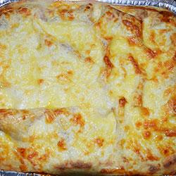 Beef lasagne tray thumbnail