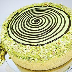 Pistachio cheesecake thumbnail