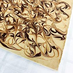 Espresso cheesecake - cold set slab cake thumbnail