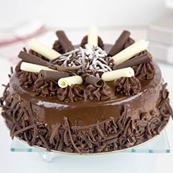 Chocolate ripple cake thumbnail