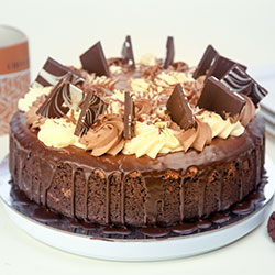 Cookies and cream cheesecake thumbnail
