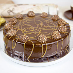 Ferrero Nutella cheesecake thumbnail