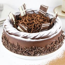 Flourless chocolate mudcake thumbnail