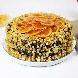 Flourless orange and almond cake thumbnail