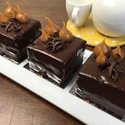 Marz bar mud cake - 3 inch - box of 6 thumbnail