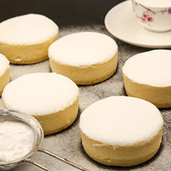 New York cheesecake - 3 inch - box of 6 thumbnail