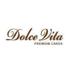 Dolce Vita Premium Cakes logo