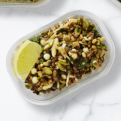 Grain and seed mini salad thumbnail