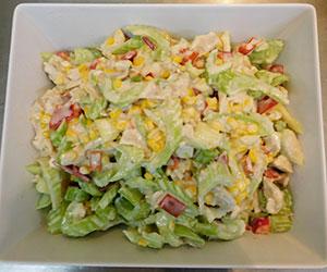 Chicken celery salad thumbnail