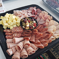 Continental meat platter thumbnail