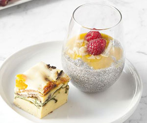 Breakfast chia pudding thumbnail