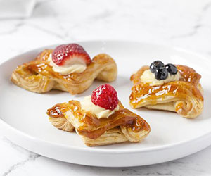 Fruit Danish - mini thumbnail