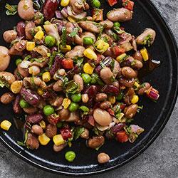 Mexican bean salad thumbnail