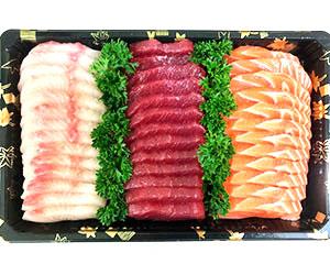 Mixed sashimi tray thumbnail