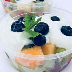 Fruit salad pot - 200 ml thumbnail