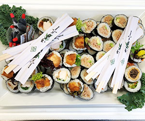 Gourmet sushi platter thumbnail