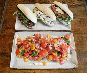 Panini and salad package thumbnail