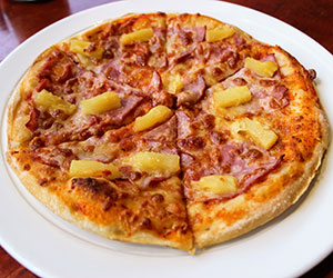 Hawaiian pizza thumbnail