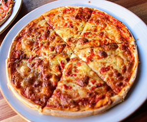 Margherita pizza thumbnail