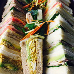 Quartered sandwiches thumbnail