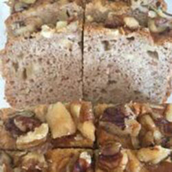 Fruit bread loaf thumbnail