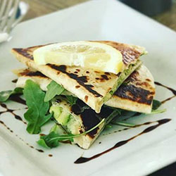 Avocado quesadilla thumbnail