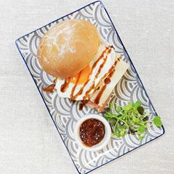 Breakfast bun thumbnail