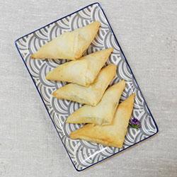 Filo pastries thumbnail