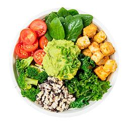 Vegetarian tofu delight thumbnail