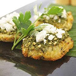Gourmet potato rosti fritters thumbnail