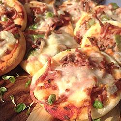 Mini pizza thumbnail