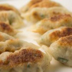 Pan fry gyoza platter thumbnail