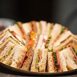 Premium sandwich platter thumbnail