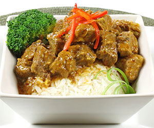 Kuta rendang beef lunch box thumbnail