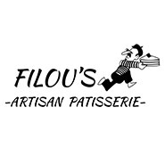 Filou's Artisan Patisserie logo