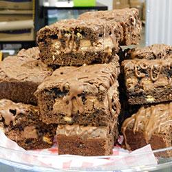 Kit Kat brownie thumbnail