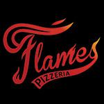 Flames Pizzeria logo