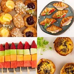 Baked goodies breakfast package thumbnail
