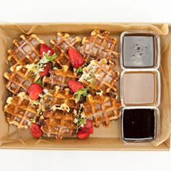 Belgian waffles box thumbnail