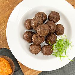 Moroccan beef meatball thumbnail